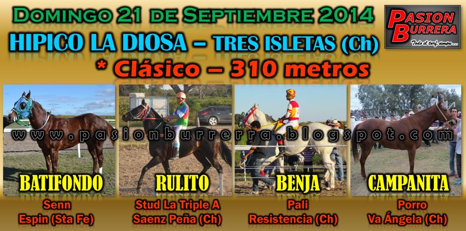 Tres Isletas - 310