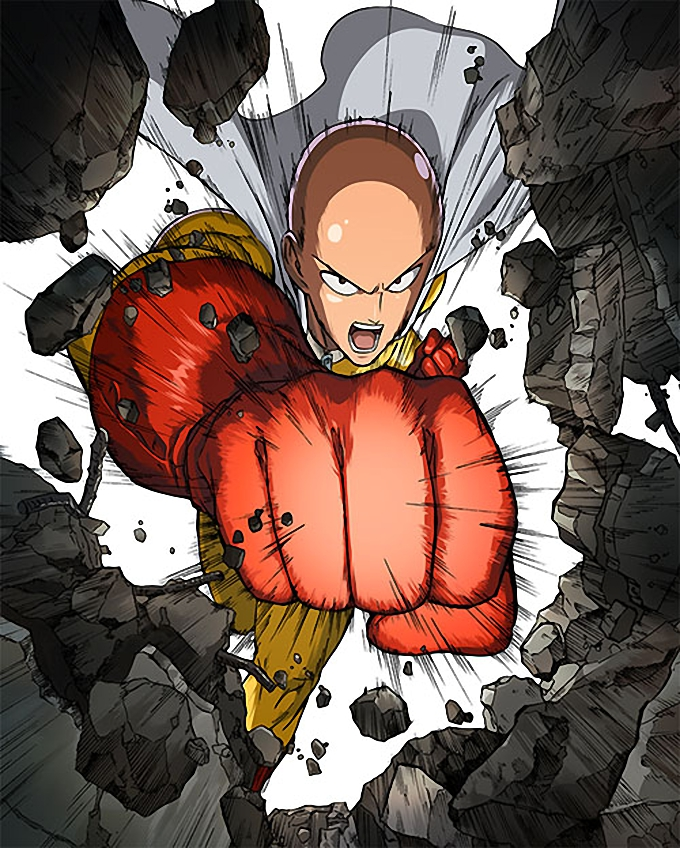 One-Punch Man OVA #01