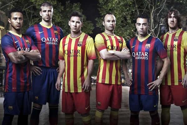 La Nueva Piel del Barcelona