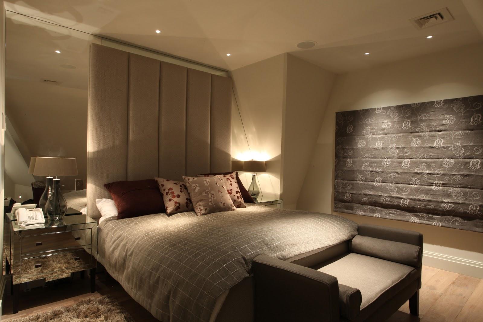 Classy Modern Master Bedroom Designs.
