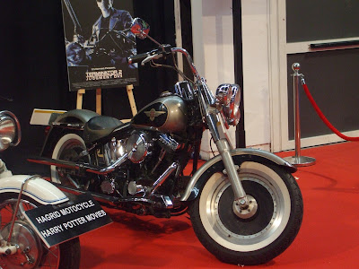 Harley-Davidson Fatboy FLSTF bike from T2 תמונות אוטומוטור 2013