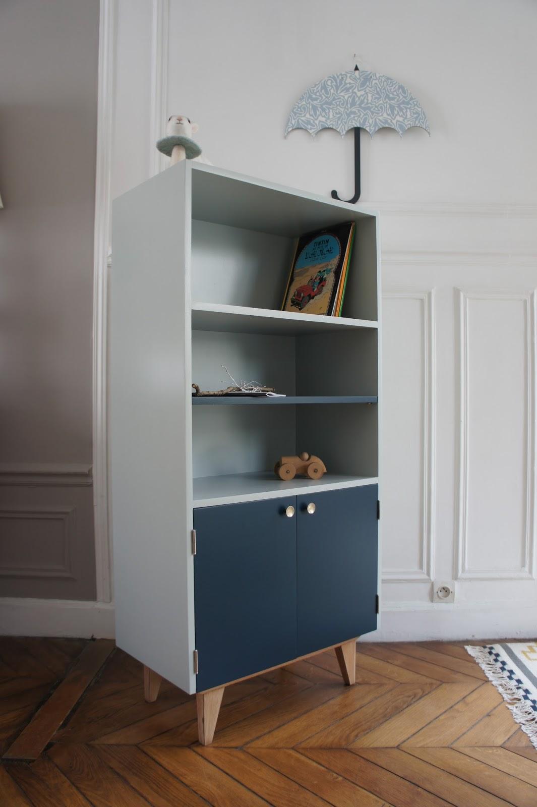 atelier petit toit la biblioth que pieds compas de l opold. Black Bedroom Furniture Sets. Home Design Ideas