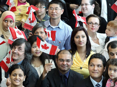 Visible minorities in Canada
