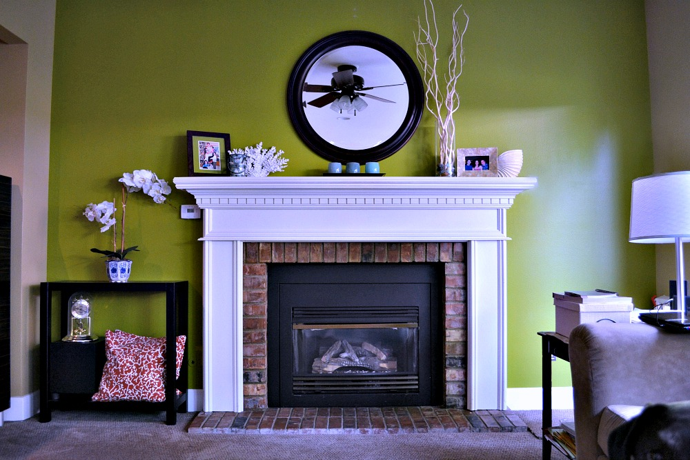 Family Room Makeover: The Beginning