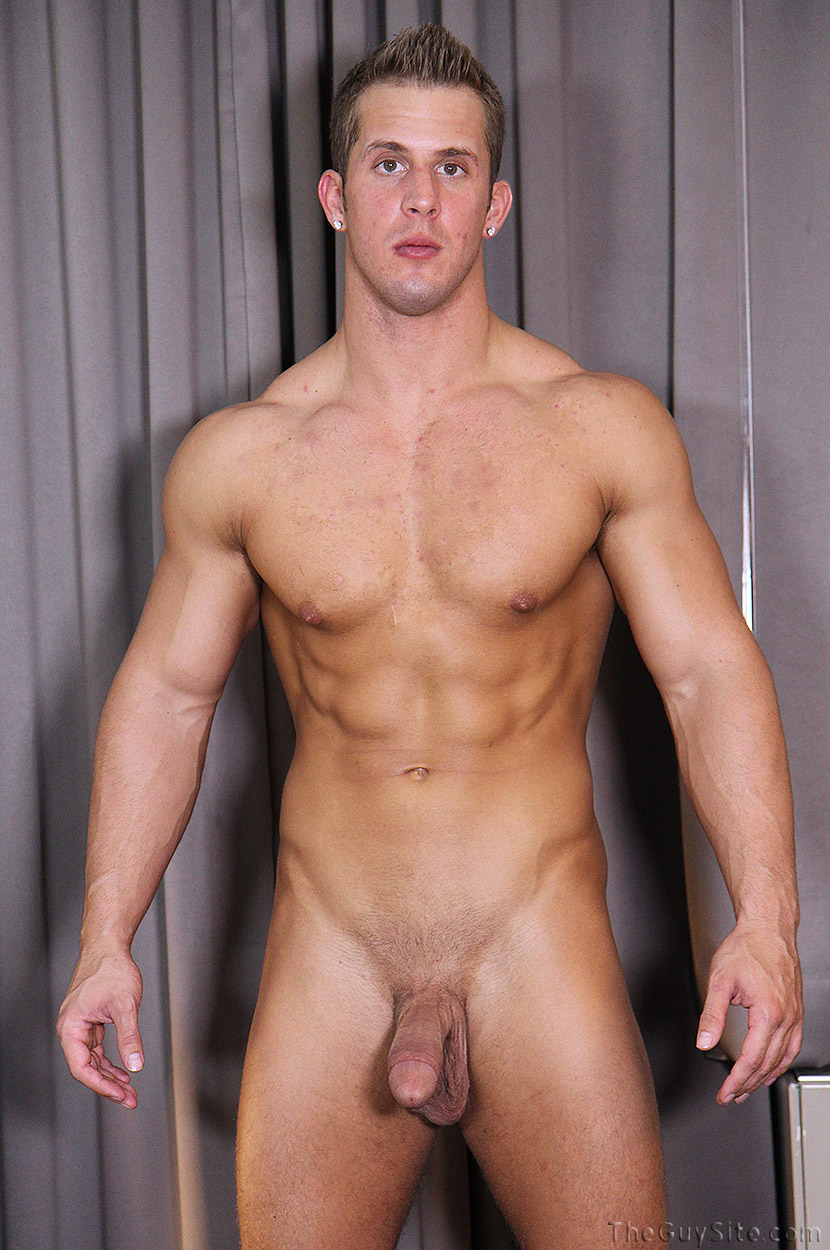 Older hot men naked