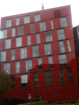 Rotes Haus - St. Pauli