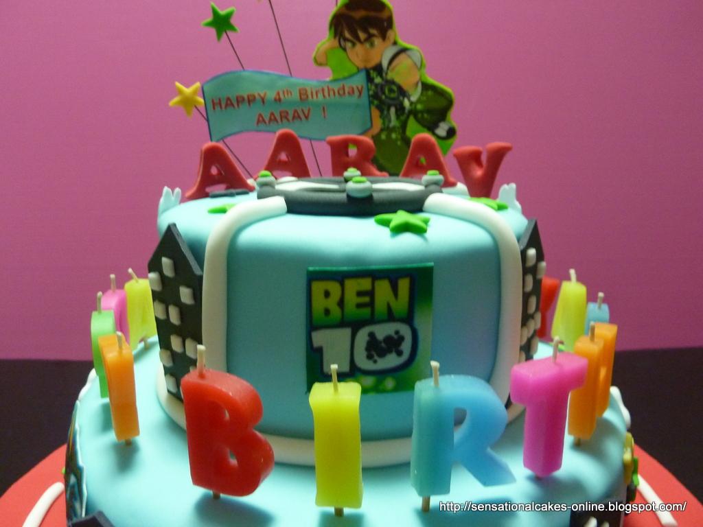 3d ben 10 cake singapore 2 tier cakes cupcakes cookies 2d 3d