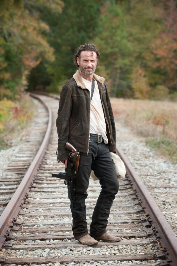 Rick en The Walking Dead 4x15 - US