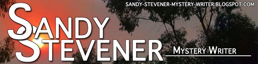 Sandy Stevener - Mystery Writer