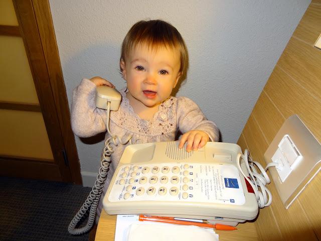 Making phone calls