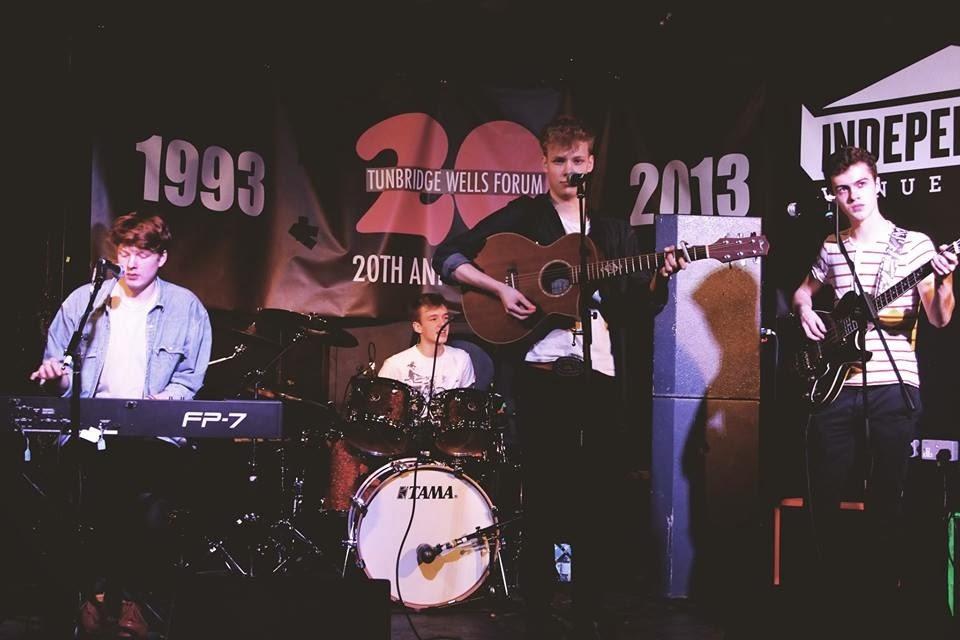 MusicMafia presents four-piece acoustic rock band The Floodgates