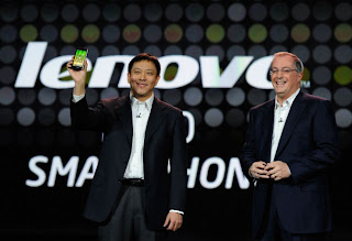 Lenovo smartphones in India by March