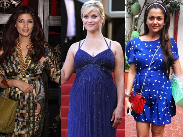 Share Good Stuffs: 10 Famous Pregnant Celebrities of 2012