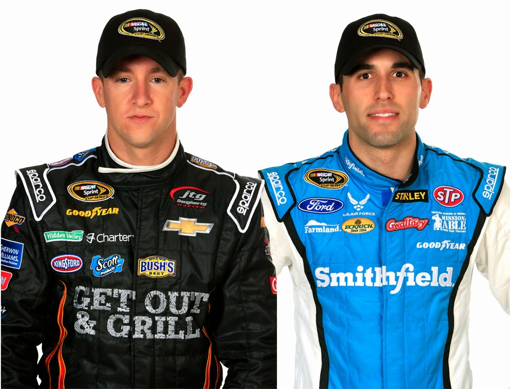 A.J. Allmendinger and Aric Almirola are still the underdogs for advancement to the Contender Round of the 2014 NASCAR Sprint Cup series