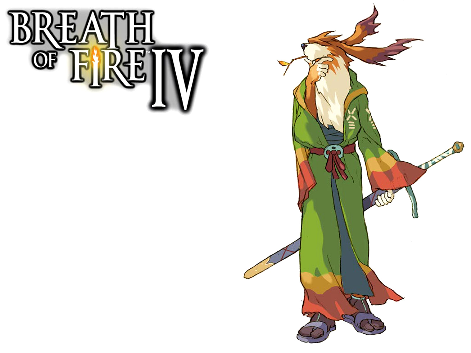 Breath of Fire HD & Widescreen Wallpaper 0.426814402614096