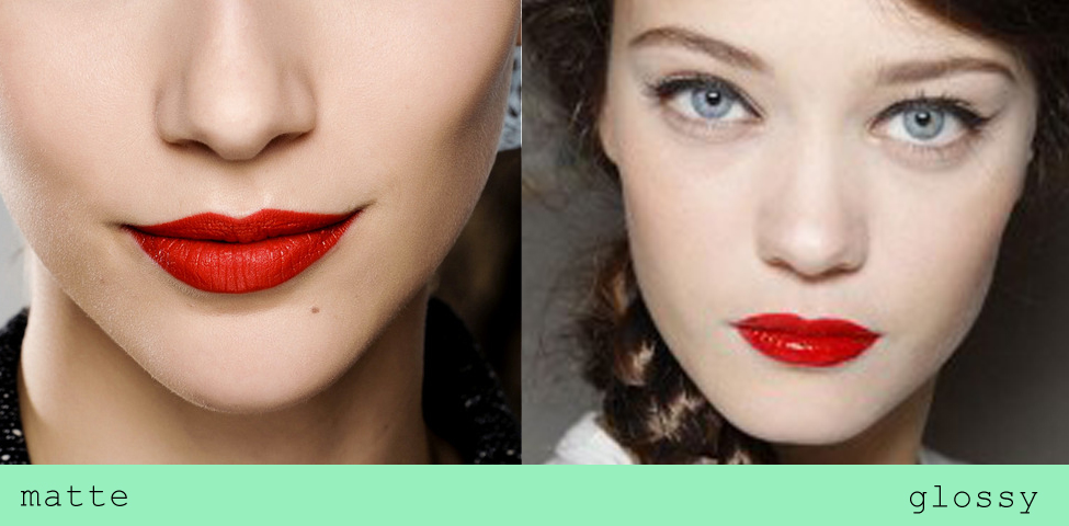 Love Notes by Lauryn: the many sides of red lipstick