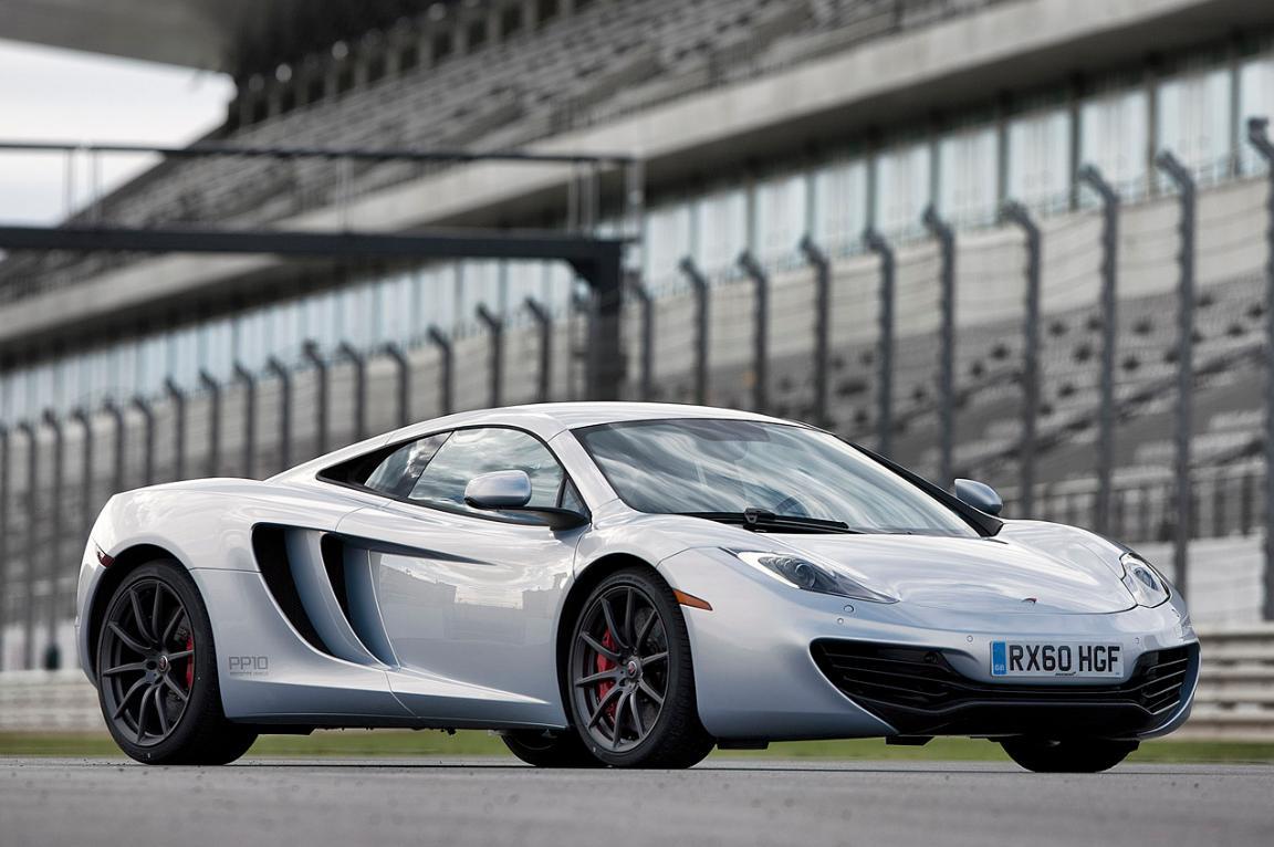 Fastest Cars: Fastest Car - McLaren MP4-12C