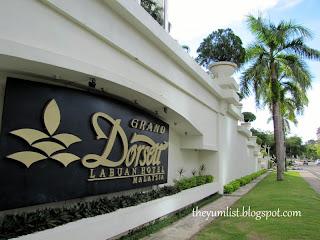 Grand Dorsett Labuan, Malaysia