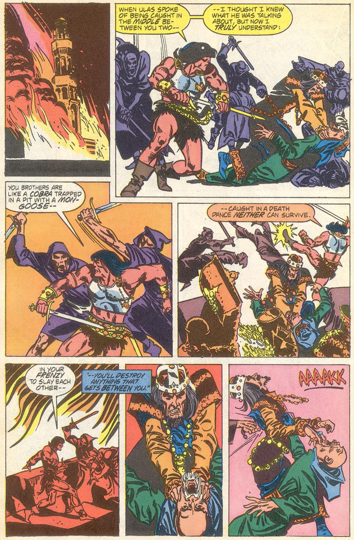 Conan the Barbarian (1970) Issue #231 #243 - English 17