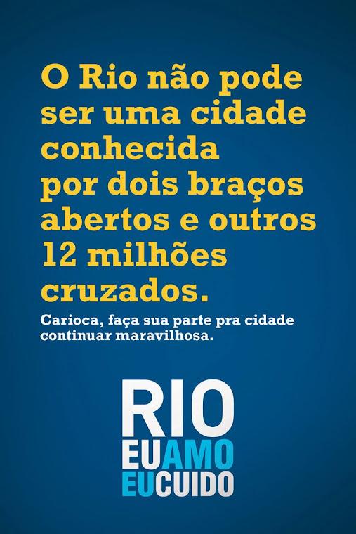 Rio de Janeiro é a Nossa Cidade