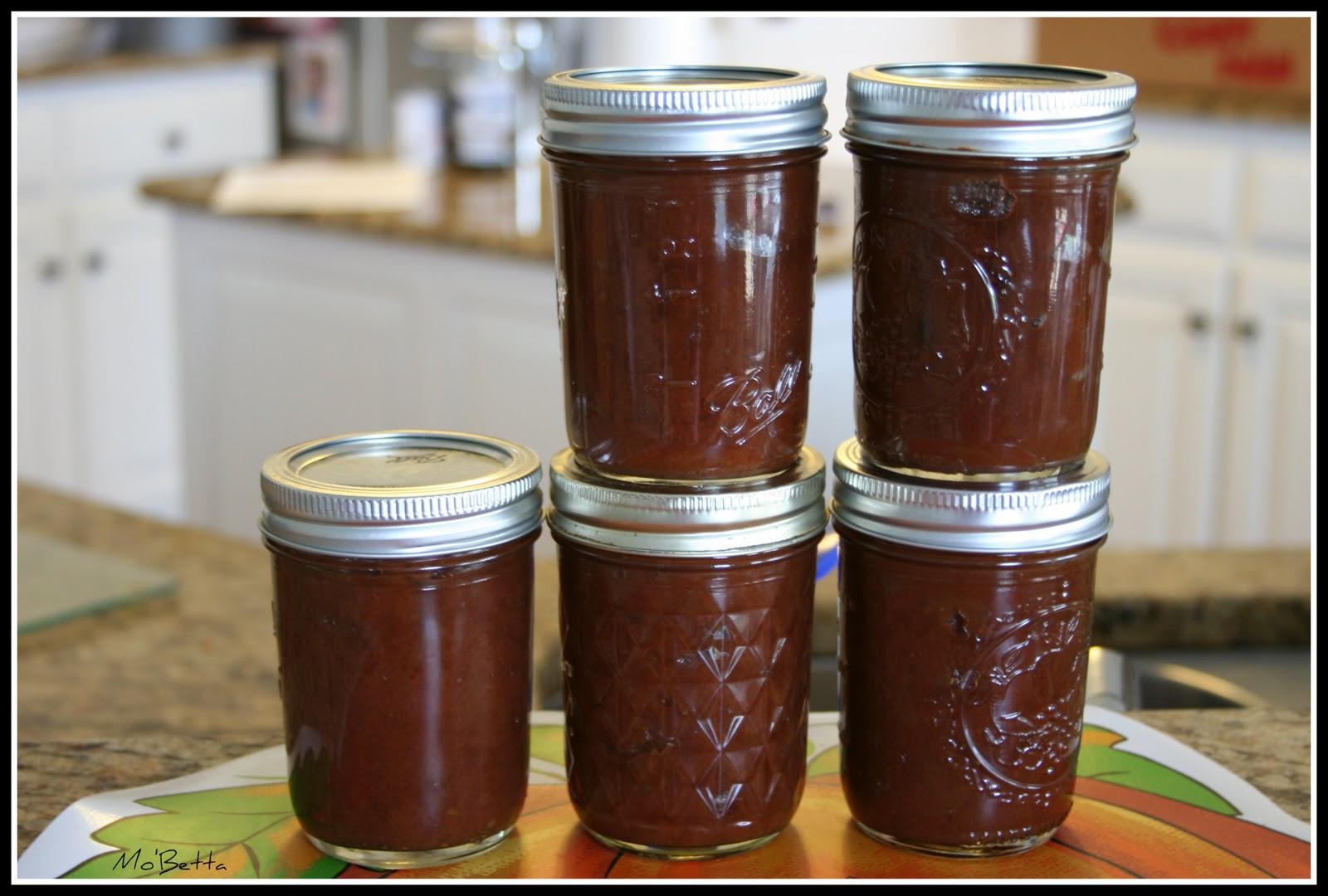 Makin' it Mo' Betta: Super Easy Apple Butter in the Crockpot