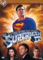 Filme Superman 4 Em Busca Da Paz Dublado AVI DVDRip