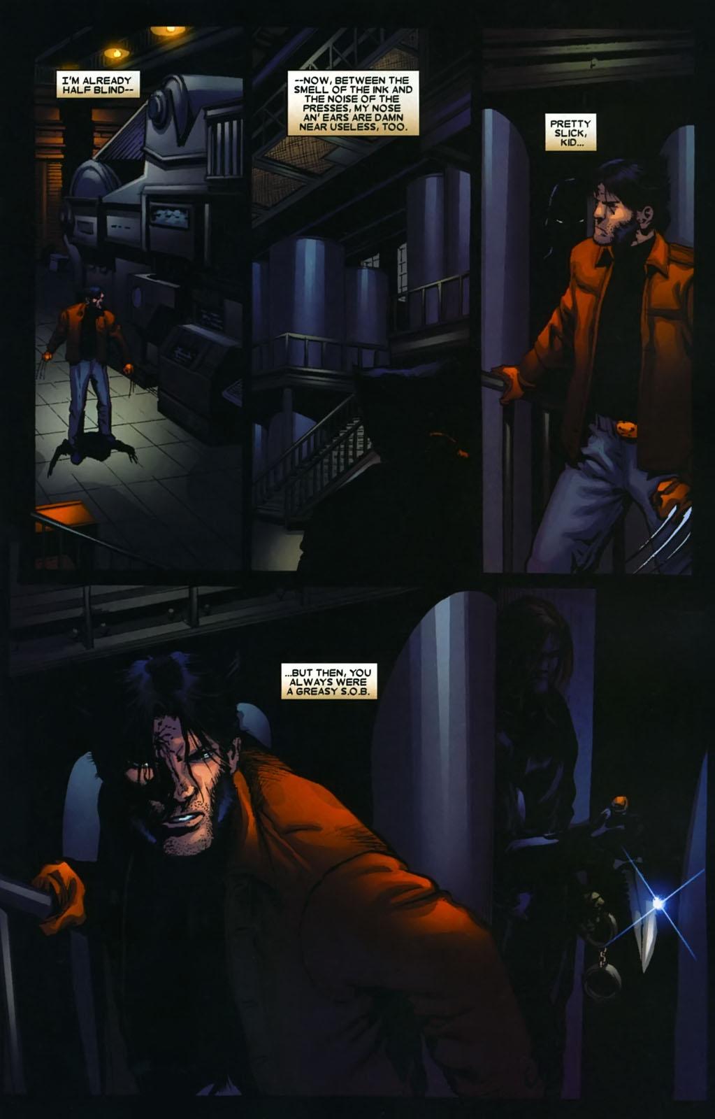 Read online Wolverine (2003) comic -  Issue #39 - 11