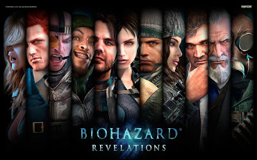 #16 Resident Evil Wallpaper