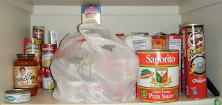 Pantry - With Donations