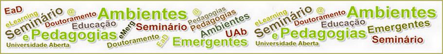 Ambientes e Pedagogias Emergentes