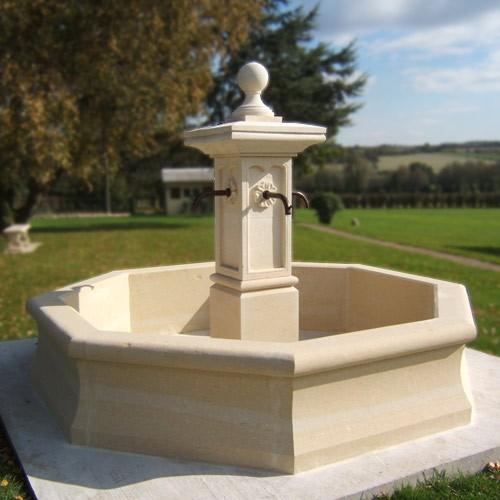 Fontaine de jardin fontaine de jardin bassine imitation pierre for Fontaine de jardin zinc