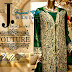 Junaid Jamshed Couture Eid 2015 | Junaid Jamshed Premium Embroidered Chiffon Collection 2015-2016