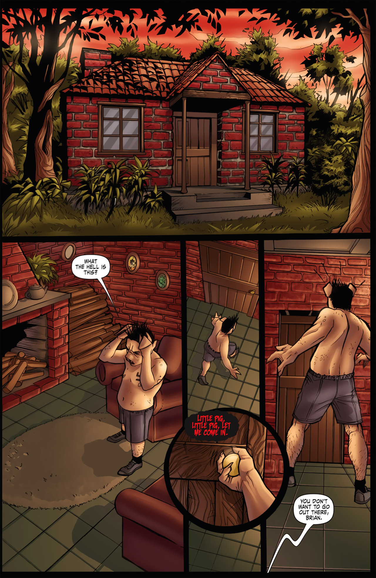 Grimm Fairy Tales (2005) Issue #15 #18 - English 16