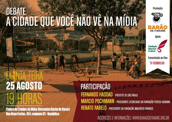 Centro de Estudos da Mídia Alternativa Barão de Itararé