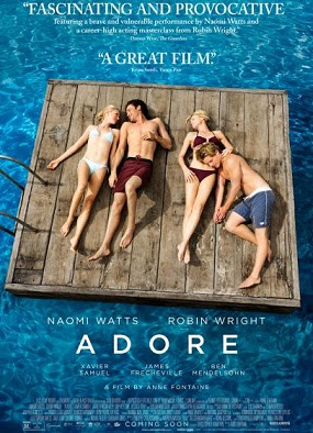 Adore (2013) BluRay Rip XViD Full Movie Watch Online Free