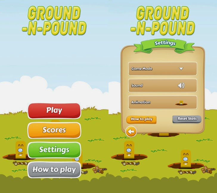 Ground n Pound Free Game App By Clarence Butcher