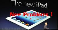 NewiPad Problems