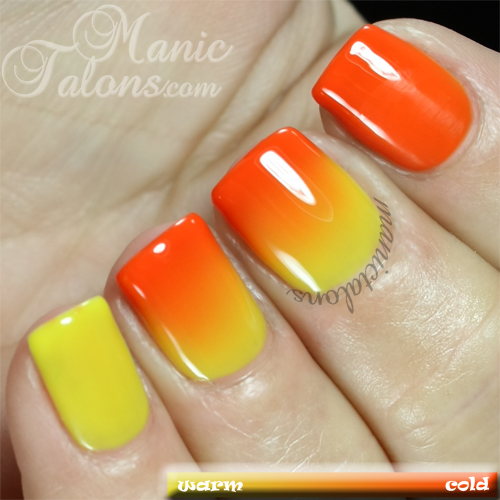 Madam Glam Chameleon Sunshine Swatch