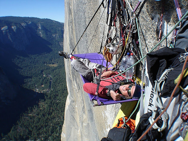 Escalada en Yosemite, California
