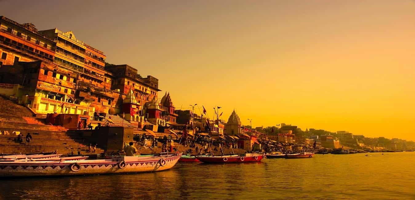 Visit to Varanasi