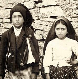 Beatos Francisco e Jacinta Marto