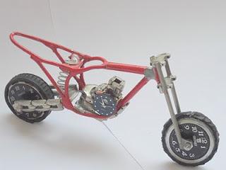 Motor Motocross- Presente Criativo