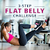 3-Step Flat Belly Challenge