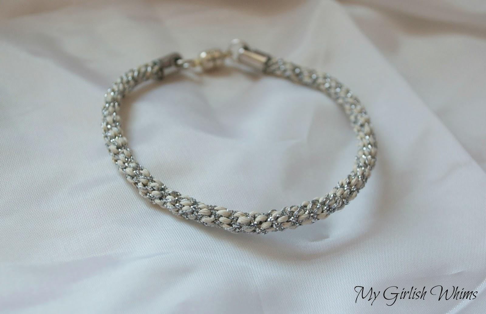 Connu DIY Kumihimo Bracelets - My Girlish Whims BP82
