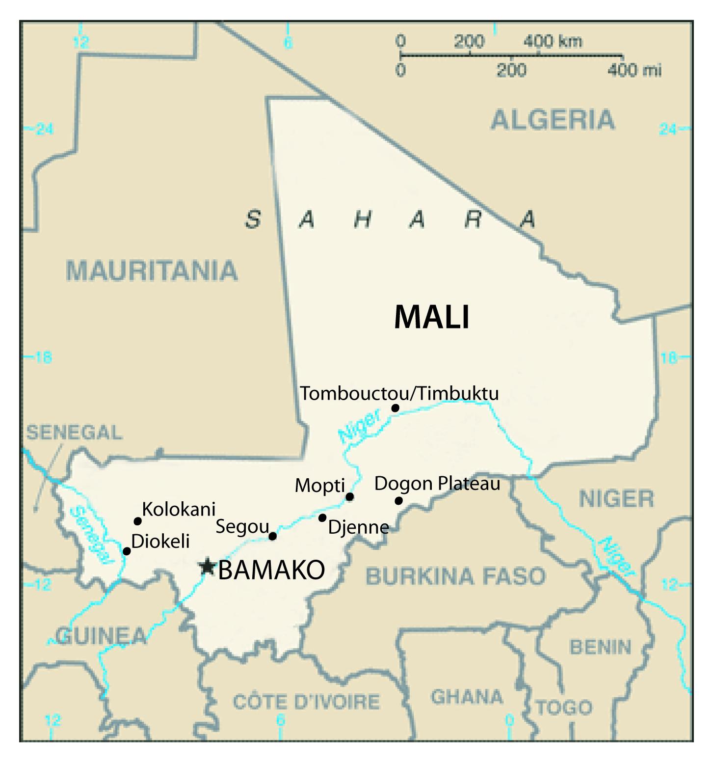 Democracy and Class Struggle Mali and AFRICOM s Africa Agenda Target China