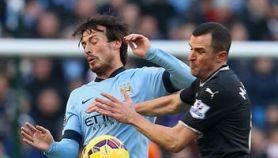 Manchester City vs Burnley 2-2 All Goals & Highligts Video 28.12.2014