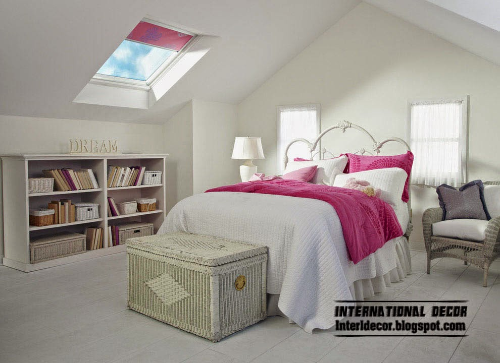 New designs of skylights and roof windows
