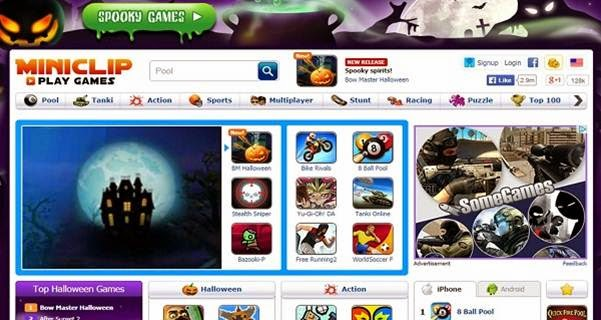 MiniClip.com- Play Online Games for Free