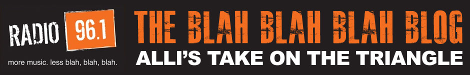The Blah Blah Blog