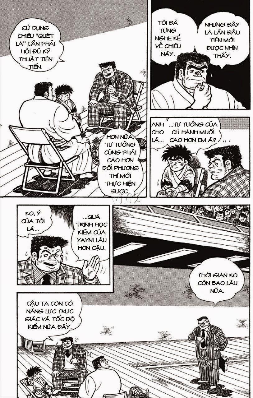 Siêu quậy Teppi chap 131 - Trang 7